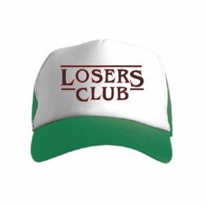 Czapka trucker dziecięca Losers club