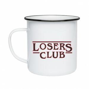 Kubek emaliowane Losers club