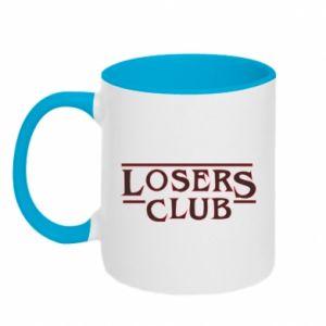 Kubek dwukolorowy Losers club