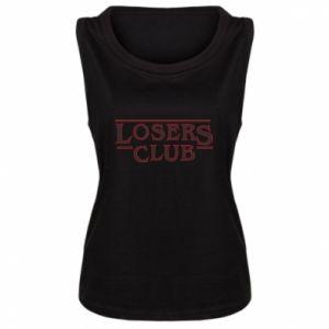 Damska koszulka bez rękawów Losers club