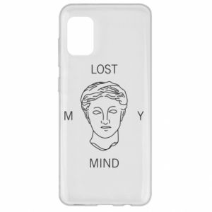 Samsung A31 Case Lost my mind