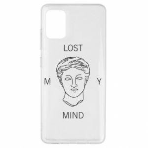Samsung A51 Case Lost my mind