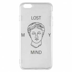 iPhone 6 Plus/6S Plus Case Lost my mind