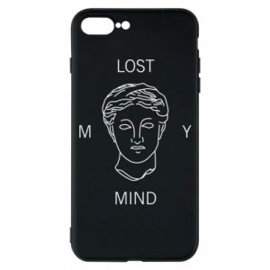 iPhone 7 Plus case Lost my mind