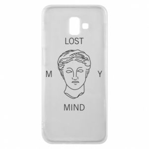 Samsung J6 Plus 2018 Case Lost my mind