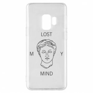 Samsung S9 Case Lost my mind