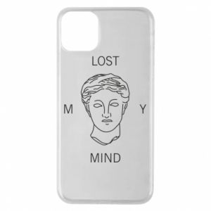 iPhone 11 Pro Max Case Lost my mind