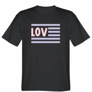 Koszulka męska Lov