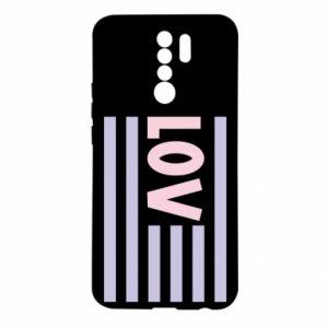 Etui na Xiaomi Redmi 9 Lov