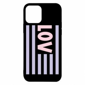 Etui na iPhone 12/12 Pro Lov