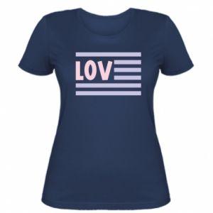 Koszulka damska Lov