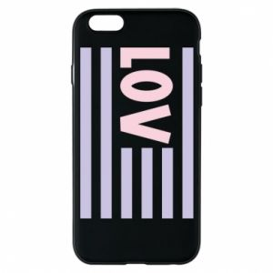Etui na iPhone 6/6S Lov