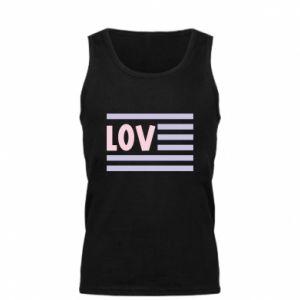 Męska koszulka Lov