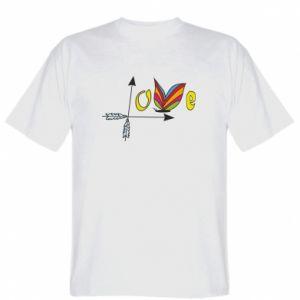 T-shirt Love Butterfly