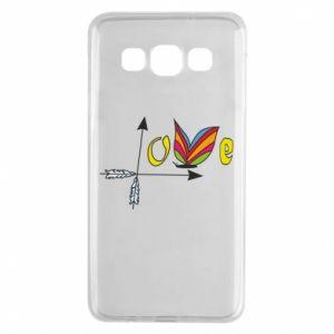 Samsung A3 2015 Case Love Butterfly