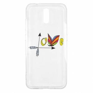 Nokia 2.3 Case Love Butterfly