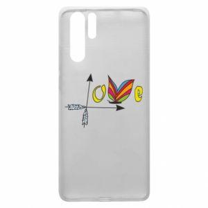 Etui na Huawei P30 Pro Love Butterfly