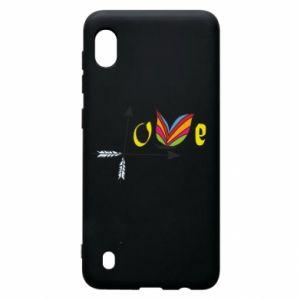 Samsung A10 Case Love Butterfly