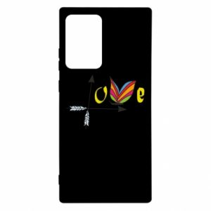 Etui na Samsung Note 20 Ultra Love Butterfly