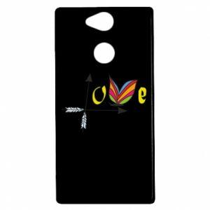 Etui na Sony Xperia XA2 Love Butterfly