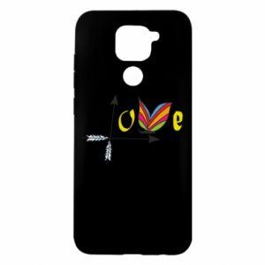 Etui na Xiaomi Redmi Note 9/Redmi 10X Love Butterfly