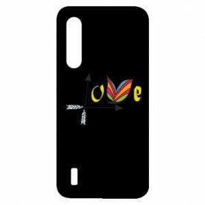 Etui na Xiaomi Mi9 Lite Love Butterfly
