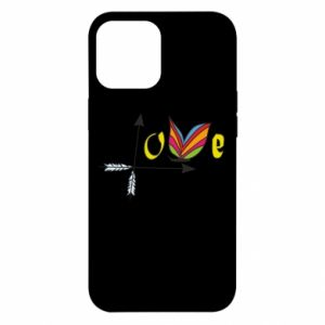 Etui na iPhone 12 Pro Max Love Butterfly