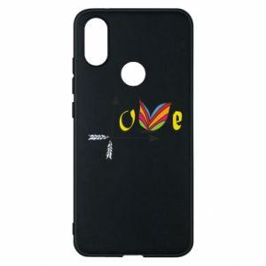 Xiaomi Mi A2 Case Love Butterfly