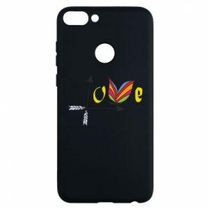 Huawei P Smart Case Love Butterfly