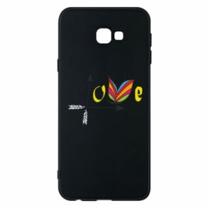 Samsung J4 Plus 2018 Case Love Butterfly
