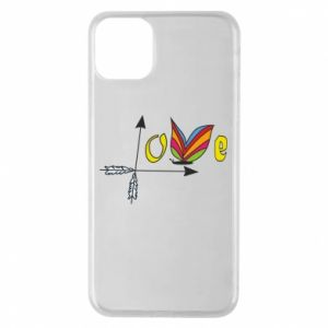 Etui na iPhone 11 Pro Max Love Butterfly