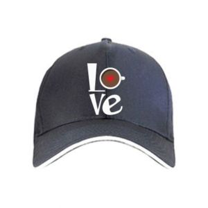 Cap Love coffee