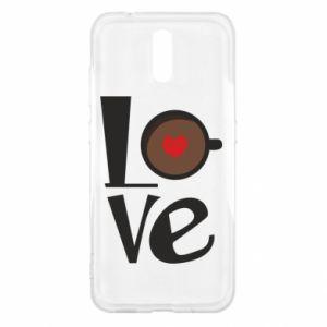 Etui na Nokia 2.3 Love coffee