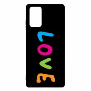 Etui na Samsung Note 20 Love, color