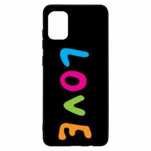 Etui na Samsung A31 Love, color