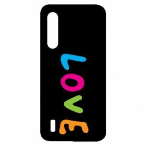 Etui na Xiaomi Mi9 Lite Love, color