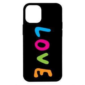 Etui na iPhone 12 Mini Love, color