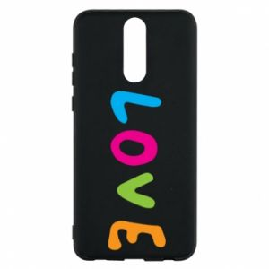 Etui na Huawei Mate 10 Lite Love, color