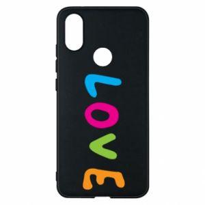 Etui na Xiaomi Mi A2 Love, color