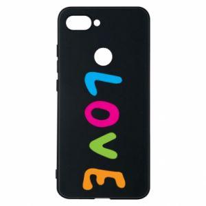 Etui na Xiaomi Mi8 Lite Love, color