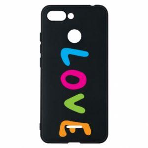 Etui na Xiaomi Redmi 6 Love, color