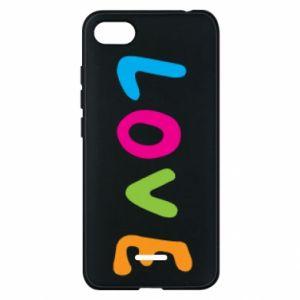 Etui na Xiaomi Redmi 6A Love, color