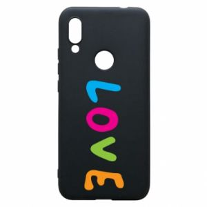 Etui na Xiaomi Redmi 7 Love, color