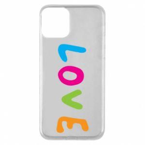 Etui na iPhone 11 Love, color