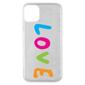 Etui na iPhone 11 Pro Love, color