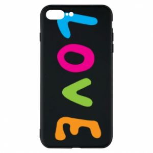 Etui na iPhone 7 Plus Love, color