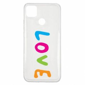 Etui na Xiaomi Redmi 9c Love, color