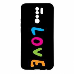 Etui na Xiaomi Redmi 9 Love, color