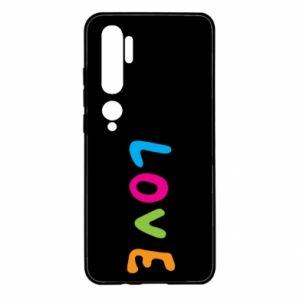 Etui na Xiaomi Mi Note 10 Love, color