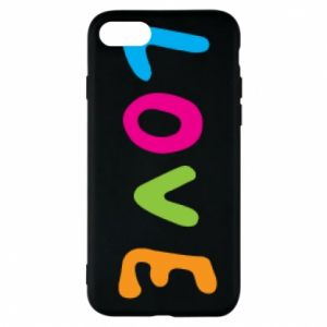 Etui na iPhone 8 Love, color